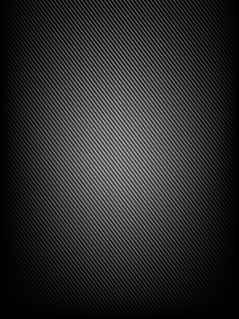 dark fiber: Abstract background dark and black carbon fiber vector illustration