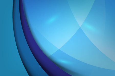 Abstract background blue and dark overlap with shadow vector illustration eps10