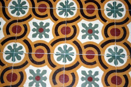 symetry: Maltese Ceramic Tiles