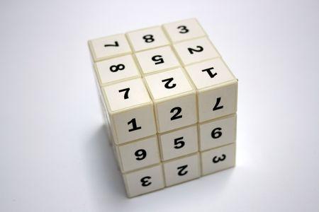 logic: a 3d stratgeic logic game- sudoku