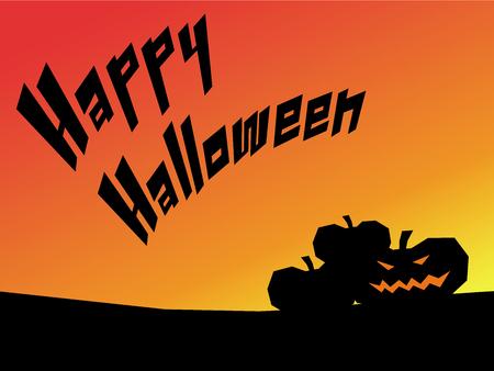 jack o' lantern: happy halloween with jack o lantern, halloween concept