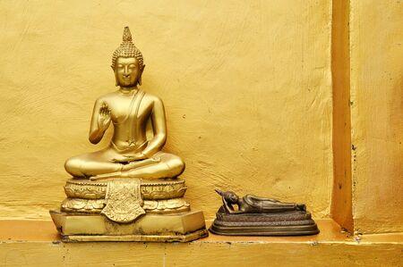 Image of golden buddha