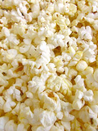 Closeup of porcorn. Reklamní fotografie