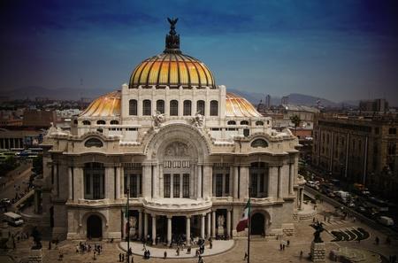fine arts: Mexico City, Fine Arts Palace Editorial