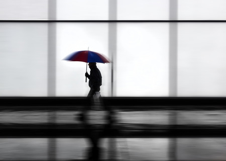 It Was A Rainy Day......When I decided to take a lunchtime walk near Yonge and Dundas Sts in Toronto Canada.