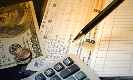 registros contables: Compruebe registrar un registro de cheques es su registro personal de su cuenta de cheques, le ayuda a mantenerse en la cima de las transacciones en su cuenta, identificar errores, el robo de identidad captura, evitar los cheques sin fondos