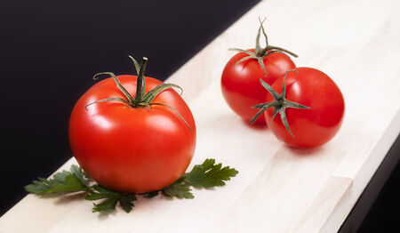 Juicy organic Cherry Tomatoes