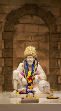 ヒンドゥー教の神サイババ