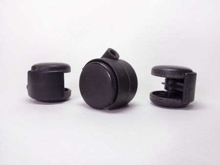 unattached: Castors for furniture. From all sides