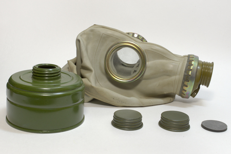 gas mask filter without hose