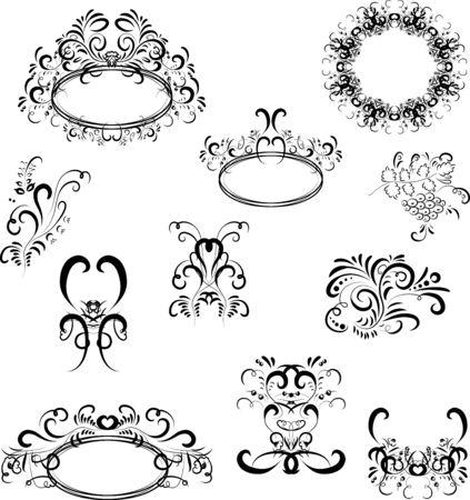 ornaments design Stock Vector - 13966695