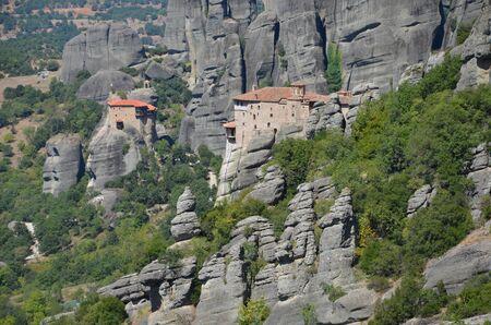 monastery: meteora monastery