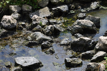 unclean: unclean rocks
