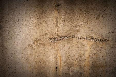 Abstract betonnen muur. Hoge resolutie textuur foto.