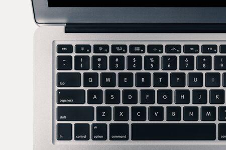 Laptop. Ultra high resolution photo.