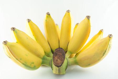 Golden Banana  Stock Photo