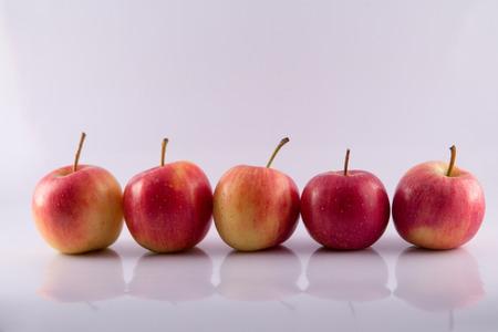 slight: apple Five