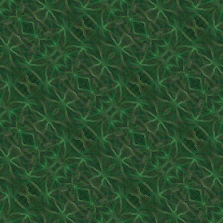 invade: Abstract green virus bacteria organism seamless background texture pattern