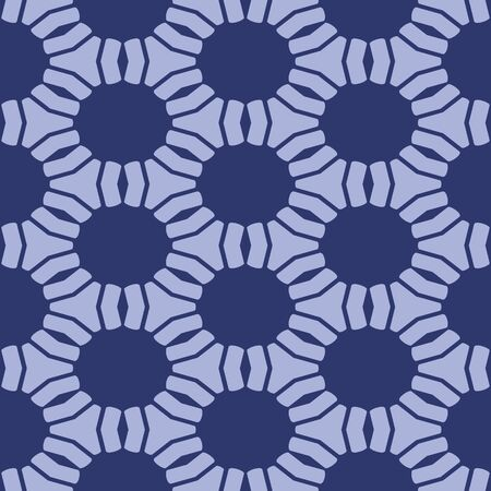 blue circles: Blue abstract seamless micro sctructure mesh pattern with circles