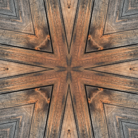 Abstract Decorative Paneling