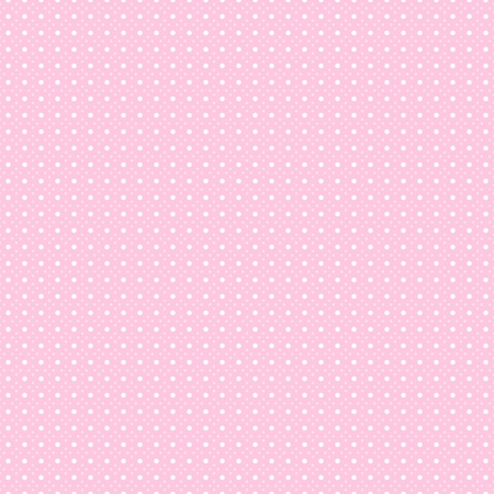 Background in pale pink colour with pattern made of dots