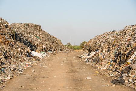 landfill site: landfill site