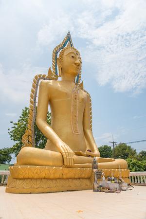 Statue of Buddha,Big Buddha statue in Thailand