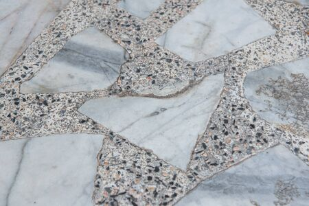 Marble floor plan ceramic counter texture stone tile grey background natural for interior decoration.