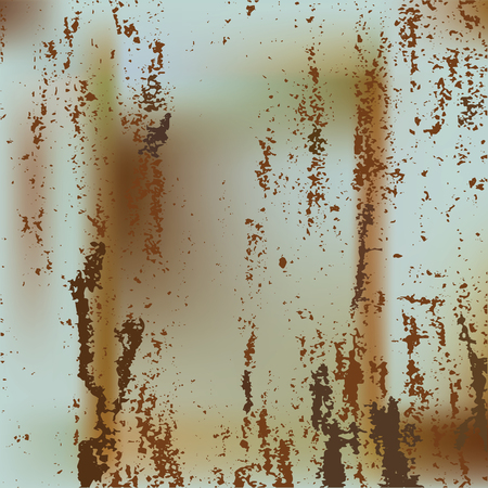 vector sample: Sample Background Rust Plate Vector