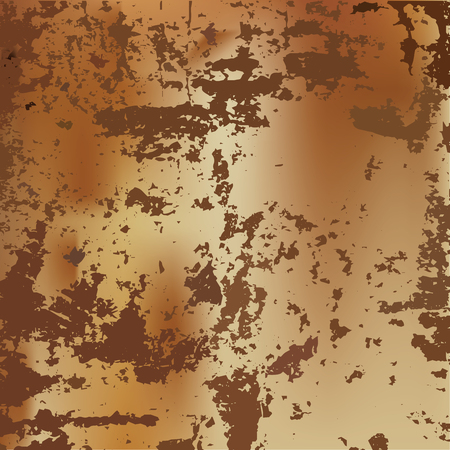 simple rust stained metal texture vector EPS10 矢量图像