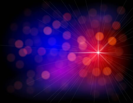glam: Abstract Colorful Lights