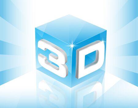 dimensions: 3D Cube