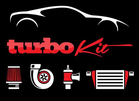 modificaci�n: Kit Veh�culo Modificaci�n Turbo Vectores