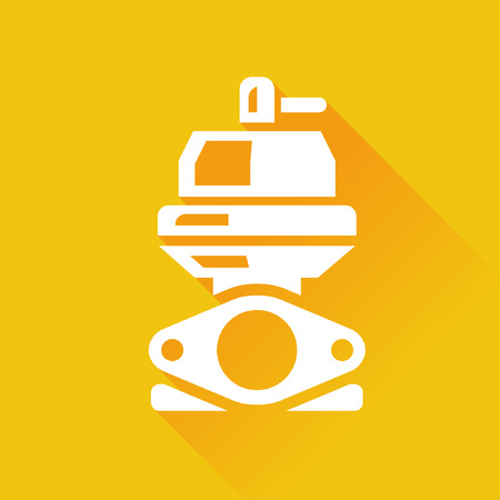 bypass: Vehicle Performance Parts  External Wastegate Icon