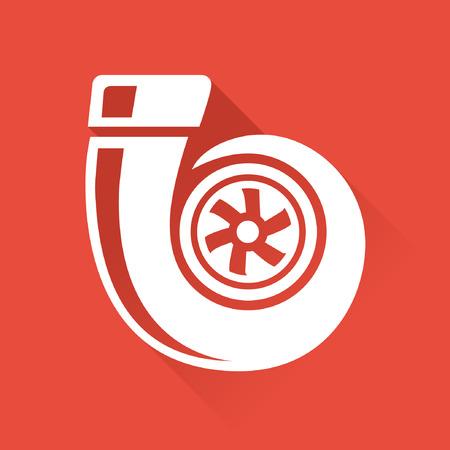 Vehicle Performance Parts  Turbo Icon