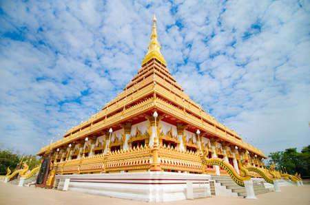 Nhongwang Temple in Khonkhaen Province