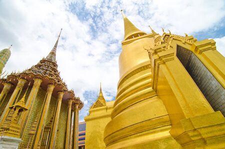 Grand palace temple Bangkok photo