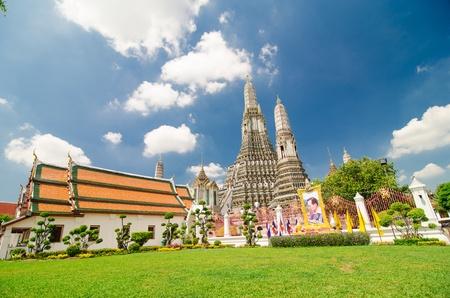Wat arun,thailand