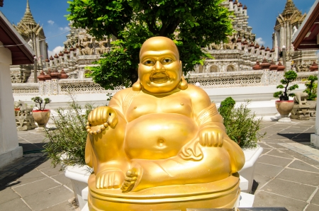 Good luck smiling Buddha, Chinese style