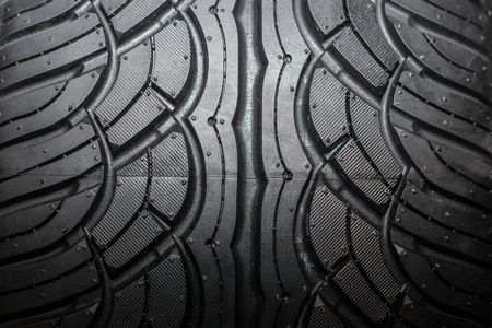 Car tire close up. Truck tire backgrpund