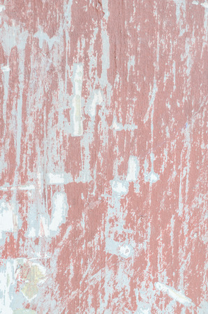 rusty background: Old damaged grunge wall background or texture, red wall