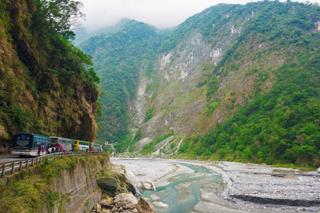 national parks: Taroko National Park, Taiwan Taroko National Park is one of the eight national parks in Taiwan. The park spans Taichung Municipality, Nantou County, and Hualien County. Editorial