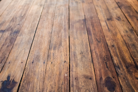 Wood texture background old floor surface