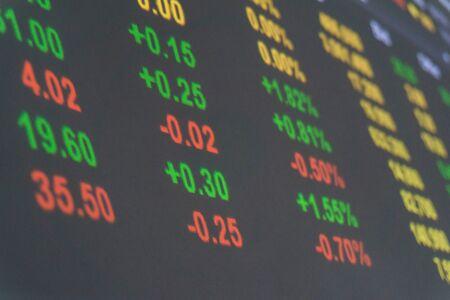 bid: De la oferta y demanda de datos financieros en un concepto de datos del monitor, Finanzas.