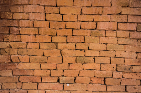 bulwark: Religion old red brick wall texture background