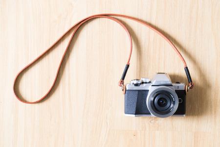 craftmanship: Genuine camera strap handmade with thread on leather, Craftmanship industry