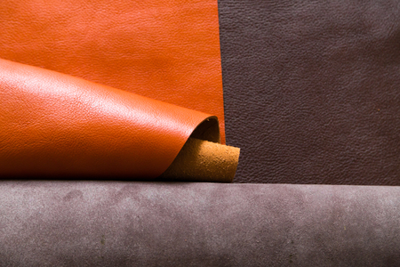 cuero vaca: Genuine vegetable tanned cow leather for craft work, Craftsmanship
