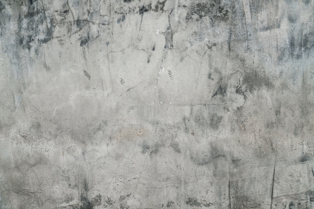 Old grey polish  concrete texture construction background