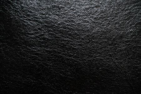 Abstract background of genuine leather texture