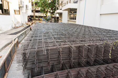 RB Metal round bar grill make floor building